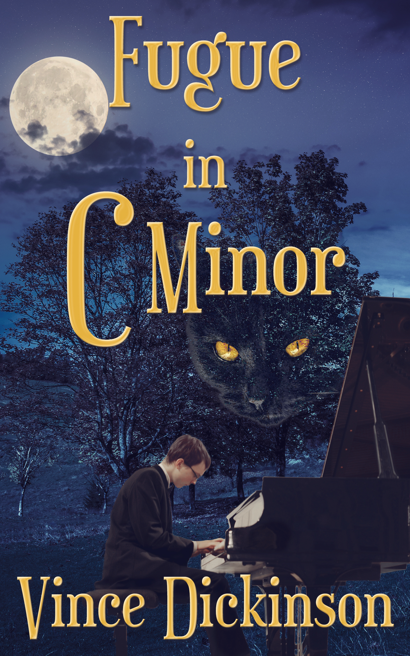 Fugue in C Minor – A Novel
